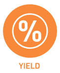 MSCI Yield icon