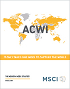 MSCI ACWI Index Brochure