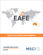 MSCI EAFE Index Brochure