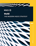 MSCI World Index Brochure