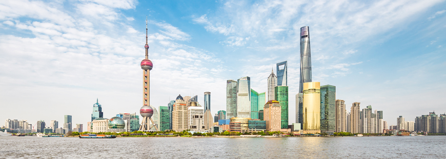 The World Comes to China - MSCI